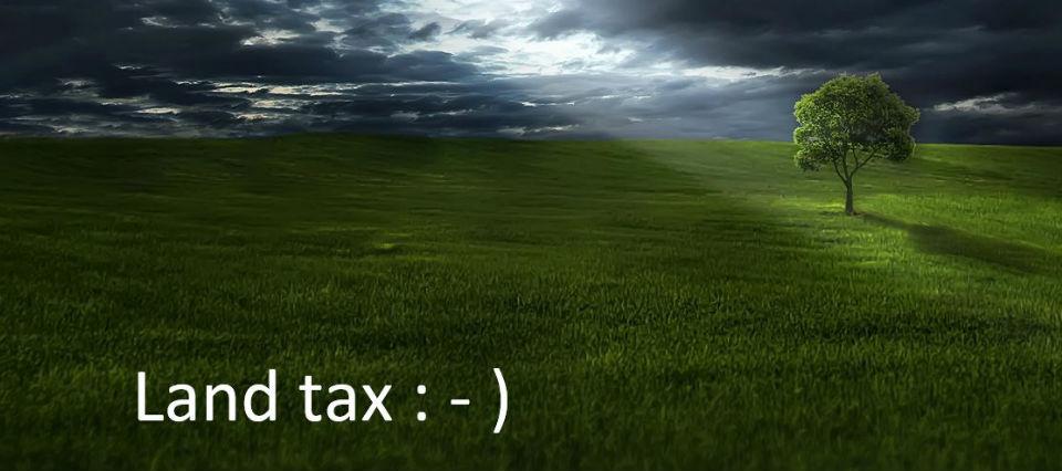 Land tax around Australia