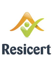 resicert logo